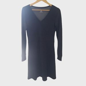 Toad & Co Horny Toad Finlay Dress L/S Athleisure